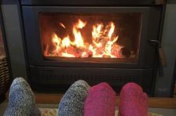 Wood Heater Smoke