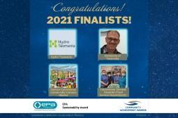 EPA Sustainability Award Finalists 2021